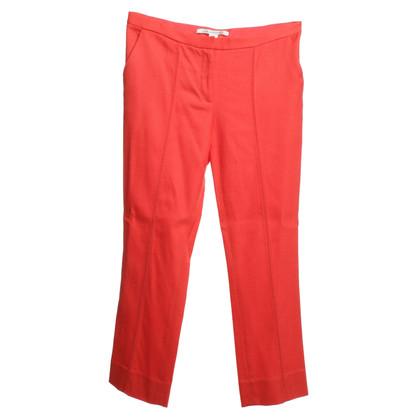 """Diane von Furstenberg """"Aislin"""" pants in Coral"""