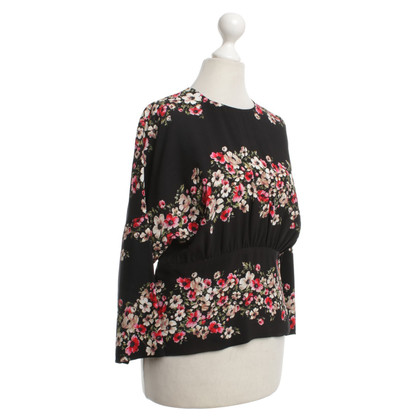 Dolce & Gabbana top with floral pattern