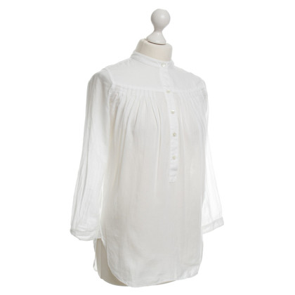 Closed Katoenen blouse wit