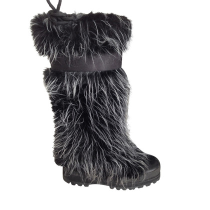 Chanel Winter boots