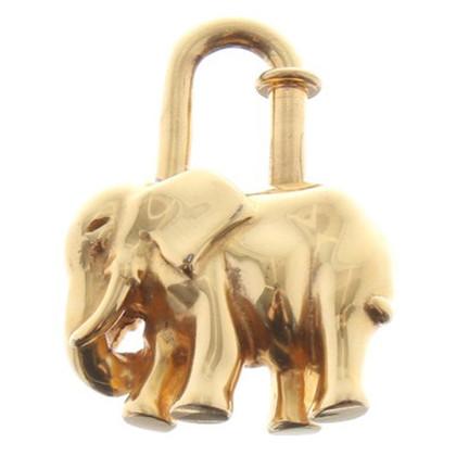Hermès Elefant-Anhänger