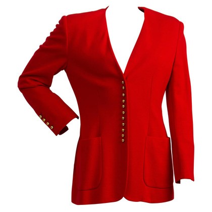 Moschino  Red Jacket