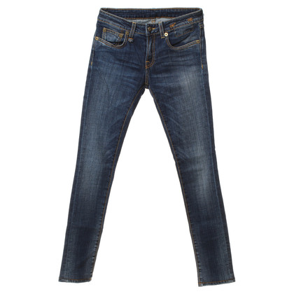 R 13 Jeans blue