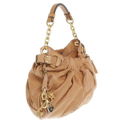 Juicy Couture Handbag in ocher
