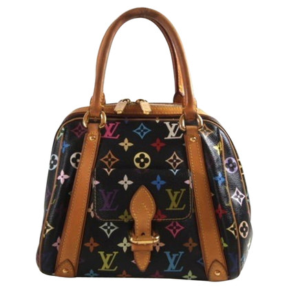Louis Vuitton Priscilla Multicolor Noir
