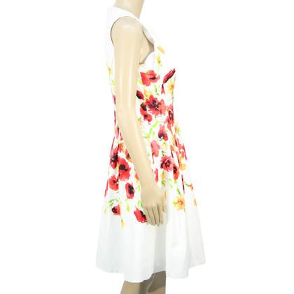 Ralph Lauren Floral dress in white