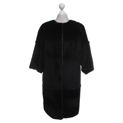 Max Mara Coat made of rabbit fur
