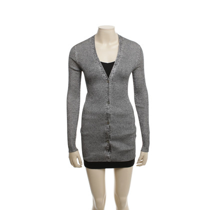 Jil Sander Strickjacke in Grau