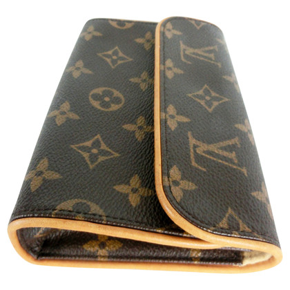 "Louis Vuitton ""Pochette Florentine Monogram Canvas"""