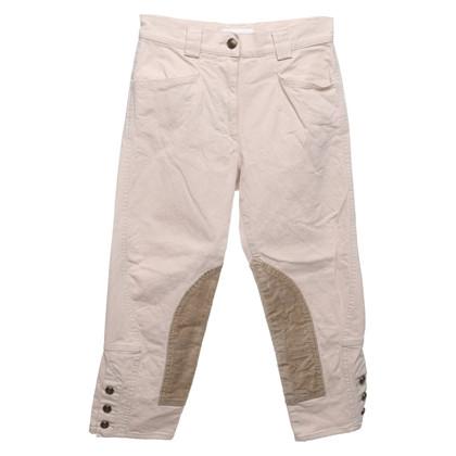 Valentino Pantalon en beige