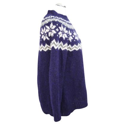 Barbour Sweater met patroon