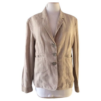 Armani Collezioni giacca sportiva di tela