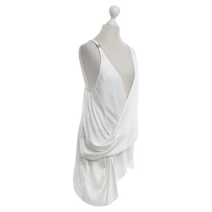 Helmut Lang Top in het wit