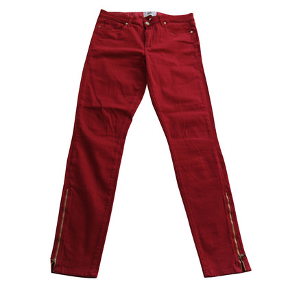 Paige Jeans Rode jeans