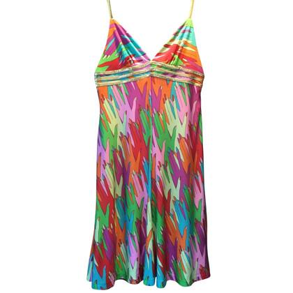 D&G Colourful beach dress