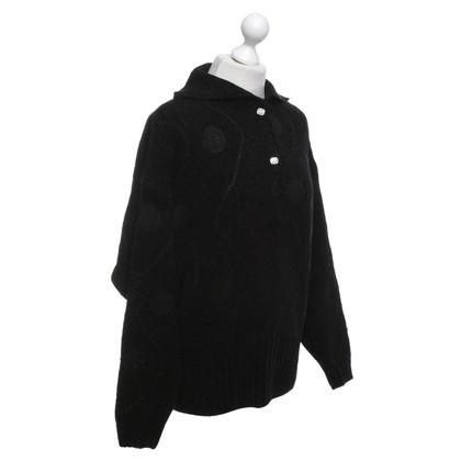 Gianni Versace Sweater in black