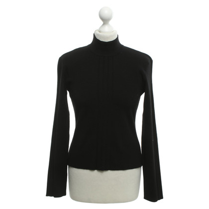 Mugler Sweater in black