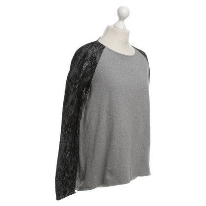 Other Designer Holy Ghost - top with lace