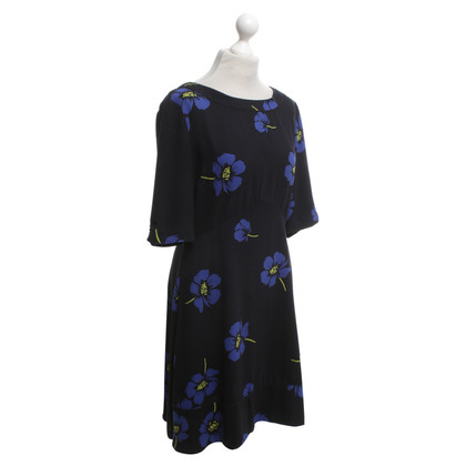Hobbs Dress with floral pattern