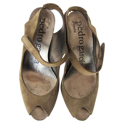 Pedro Garcia Slingback peep toes