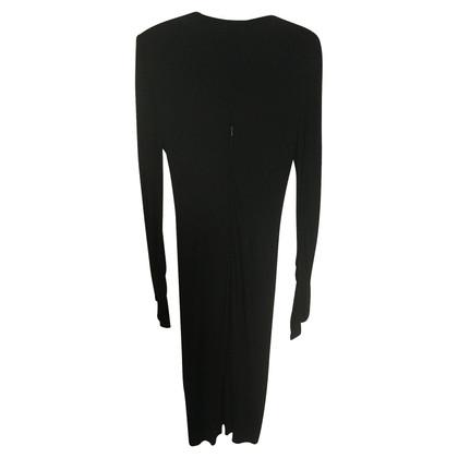 Jil Sander robe noire