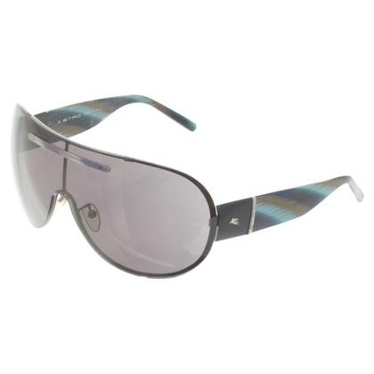 Etro Monoshade sunglasses