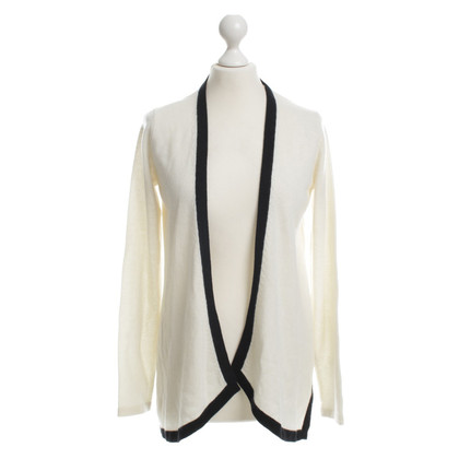 FTC Cashmere Cardigan in cream