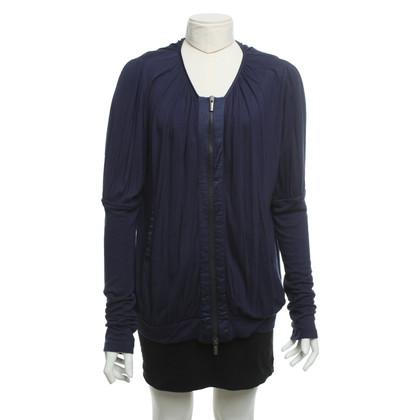 Jean Paul Gaultier Sporty jersey jacket