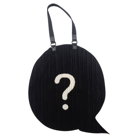 Besuchen Günstigen Preis Viele Farben Issey Miyake Runde Handtasche in Schwarz Schwarz mSDaXW