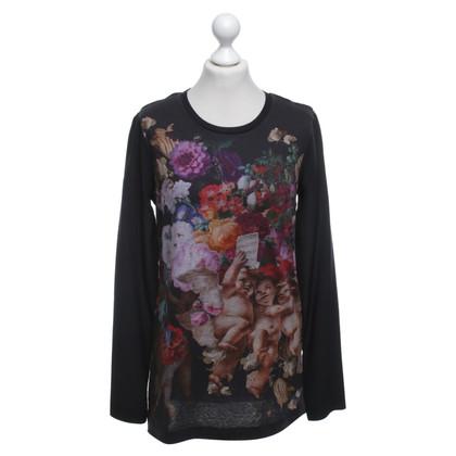 Dolce & Gabbana Longsleeve con motivo angelo