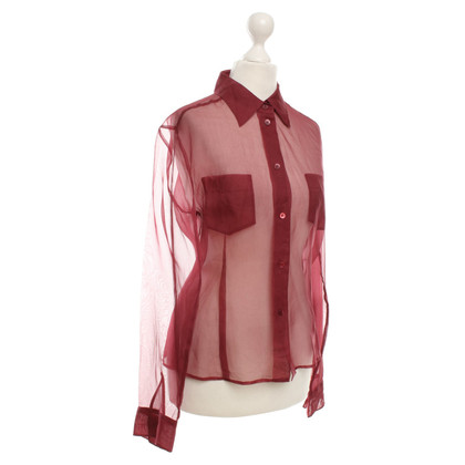 Strenesse Bluse in Bordeaux