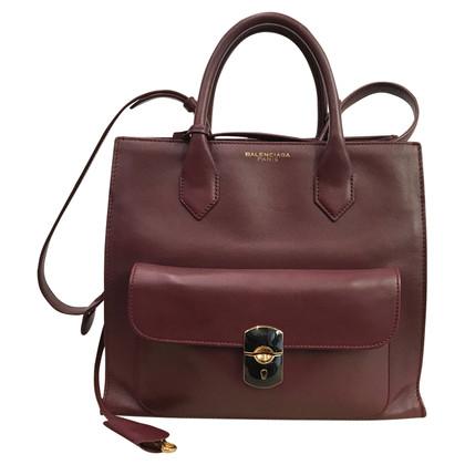 "Balenciaga ""Padlock Bag"""