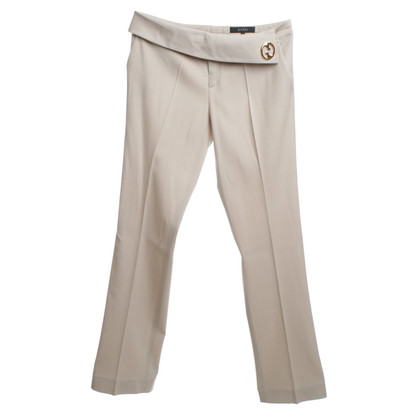 Gucci Pants with logo application