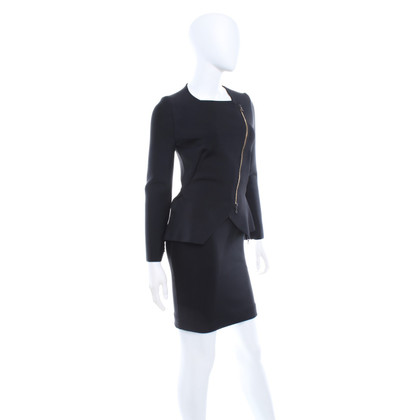 Roland Mouret Costume in black