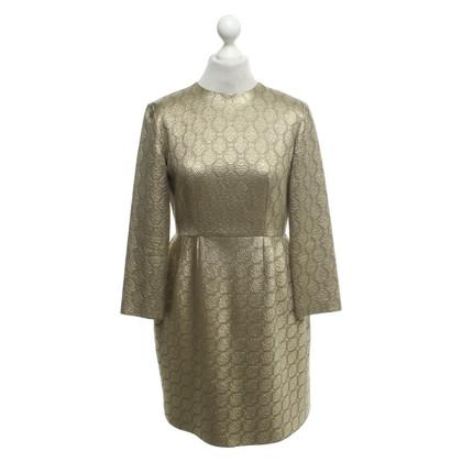Stella McCartney Gold colored dress