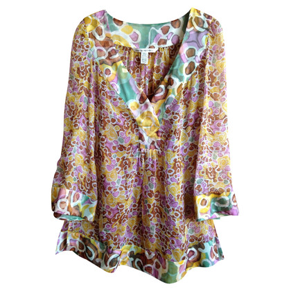 Diane von Furstenberg Top in silk