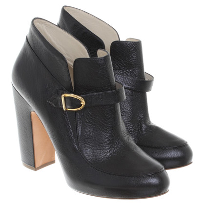 Rupert Sanderson Ankle boots in black