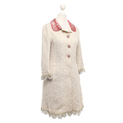 Odd Molly Coat in cream