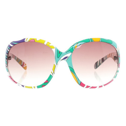 Matthew Williamson for H&M Sonnenbrille mit Print-Motiv