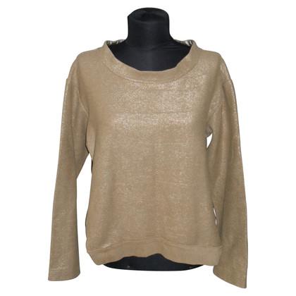 Schumacher Sweater in gold