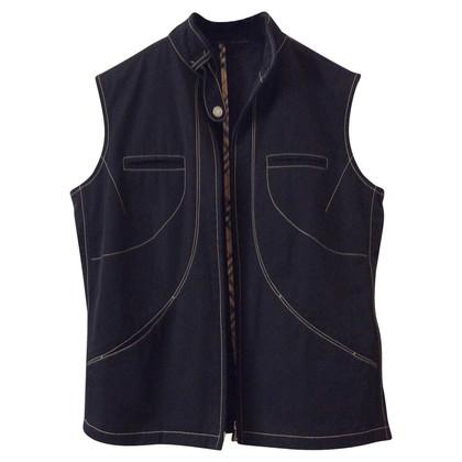 Burberry Vest in nero
