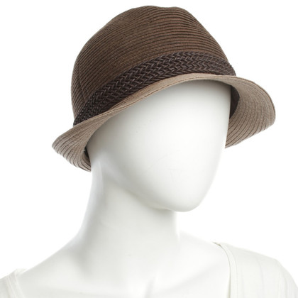 Burberry Cappello in Brown / Beige