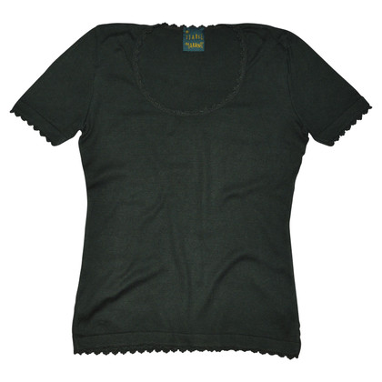 Isabel Marant green cotton jumper