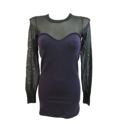 Isabel Marant Long sweater with bustier