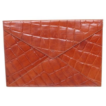 Mulberry Cluch leather