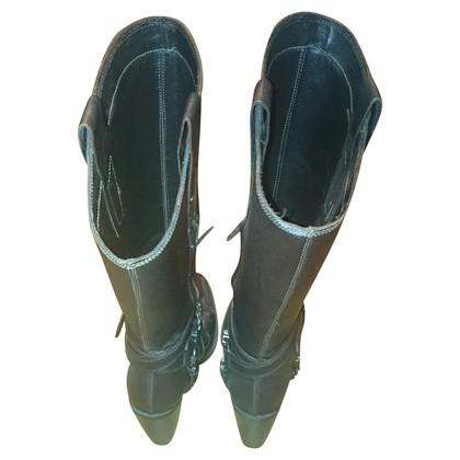 Gianni Barbato Cowboy Boots