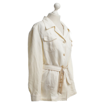 Fendi Blazer in cream white