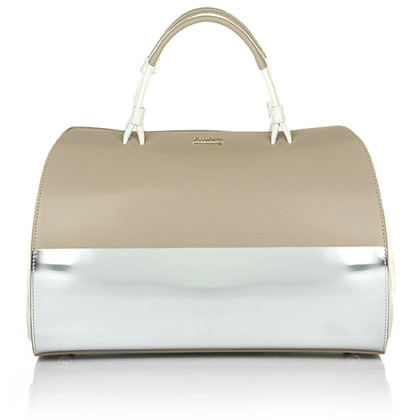 Furla Leather handbag in tricolor