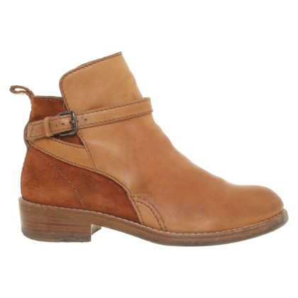 Acne Ankle boots in ocher
