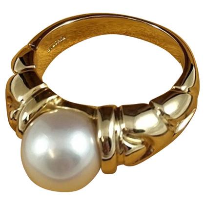 Bulgari Ring aus 18K Gelbgold